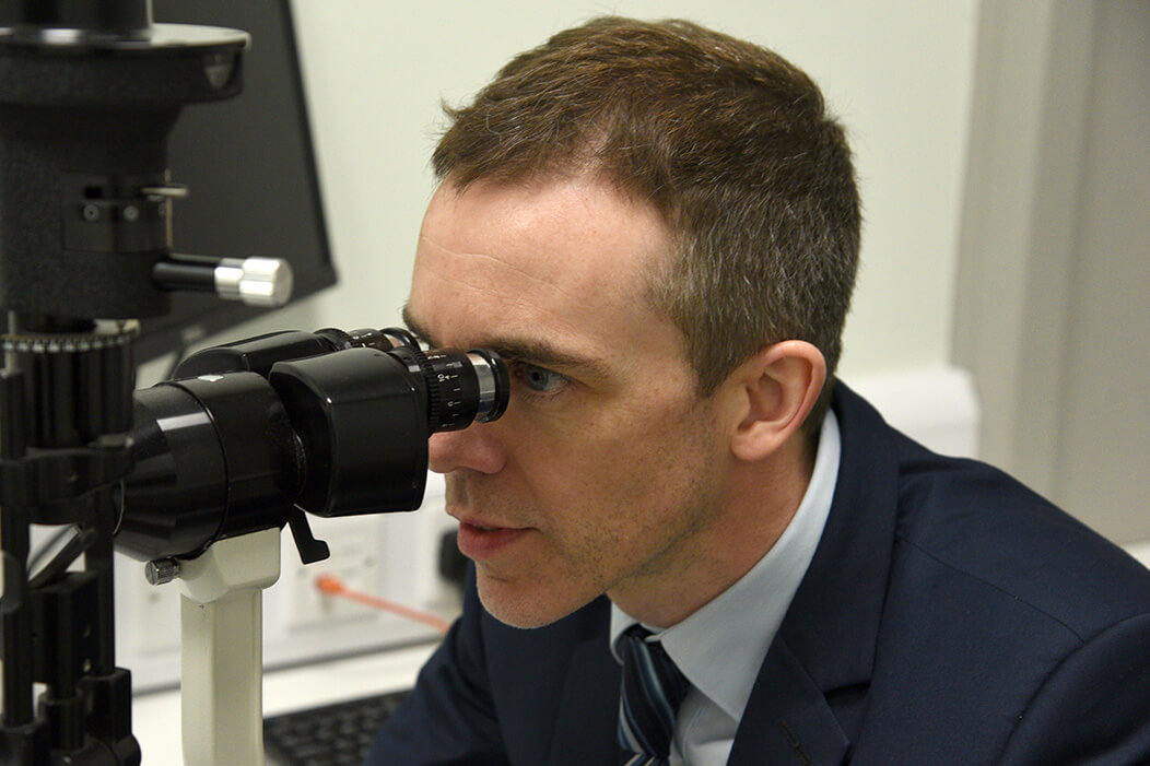 New service brings help closer to home for cataract sufferers in Bath